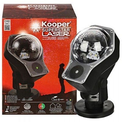 Проектор лазерный Kooper SuperStar Laser