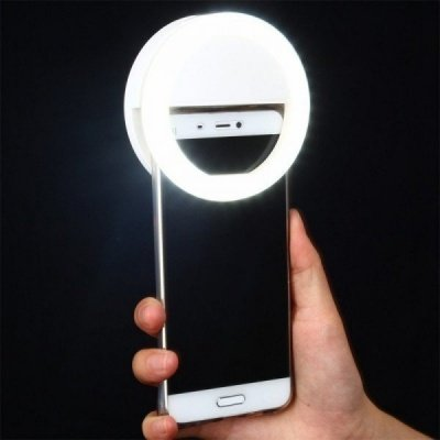 LED кольцо для селфи Selfie Ring Light